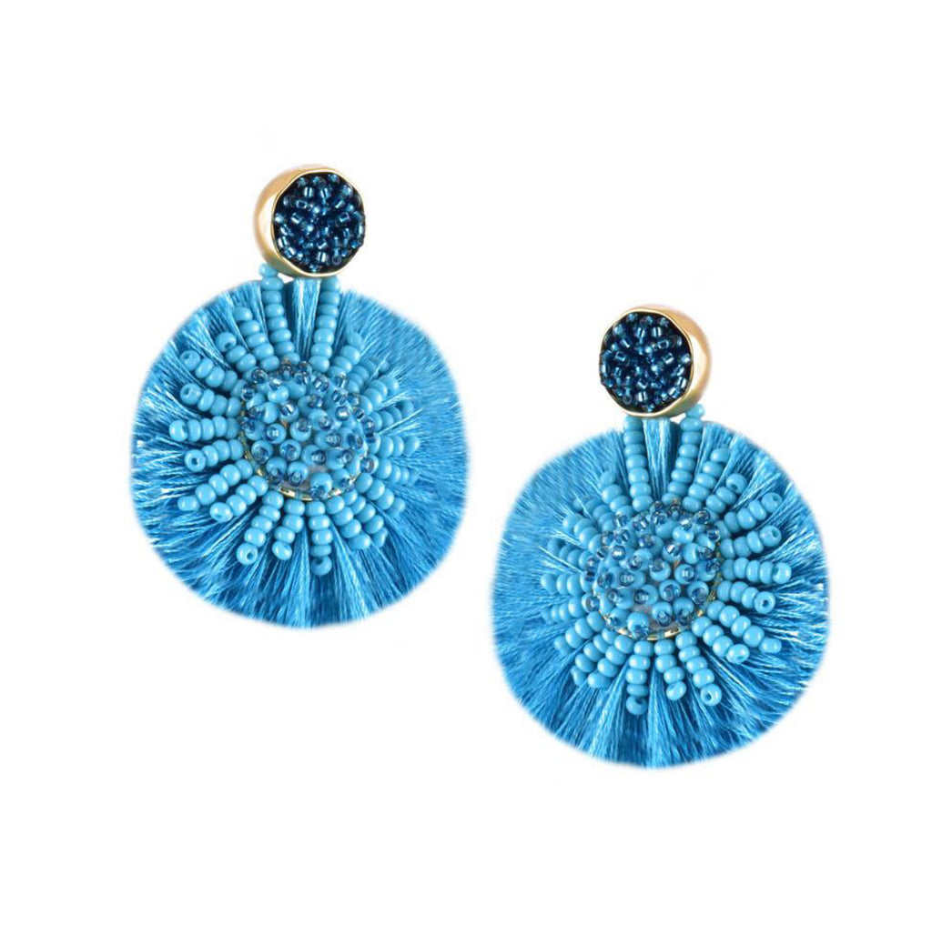Mishky - Blooming Sun earrings