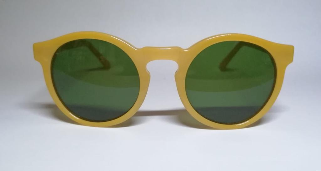 Lamù Sunglasses - Oslo Yellow