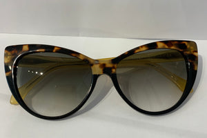 Lamù Sunglasses - Icons black and dark tortoise