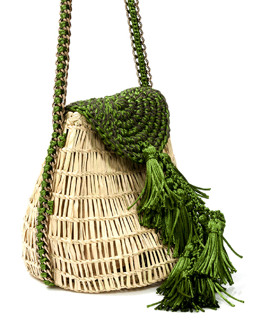 Catarina Mina - Basket bag
