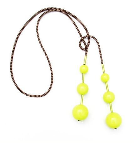 Claudia Savelli - Bate Bate Necklace