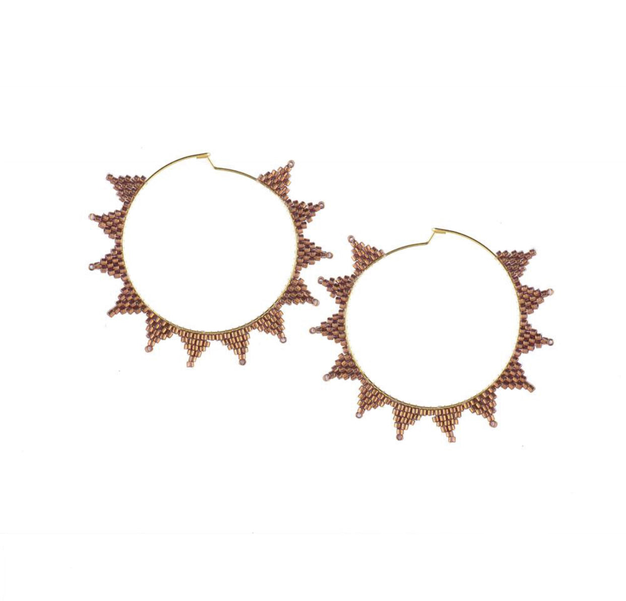 Mishky - Shooting Stars earrings