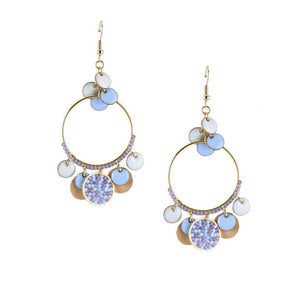 Mishky - Halo earrings