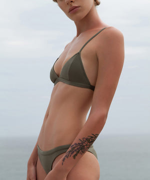 Haight - Taping Triangle Bikini