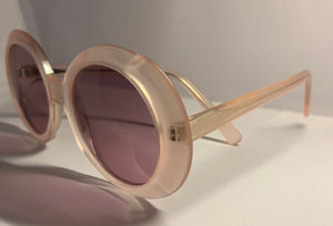 Lamù Sunglasses - Sixties Pink