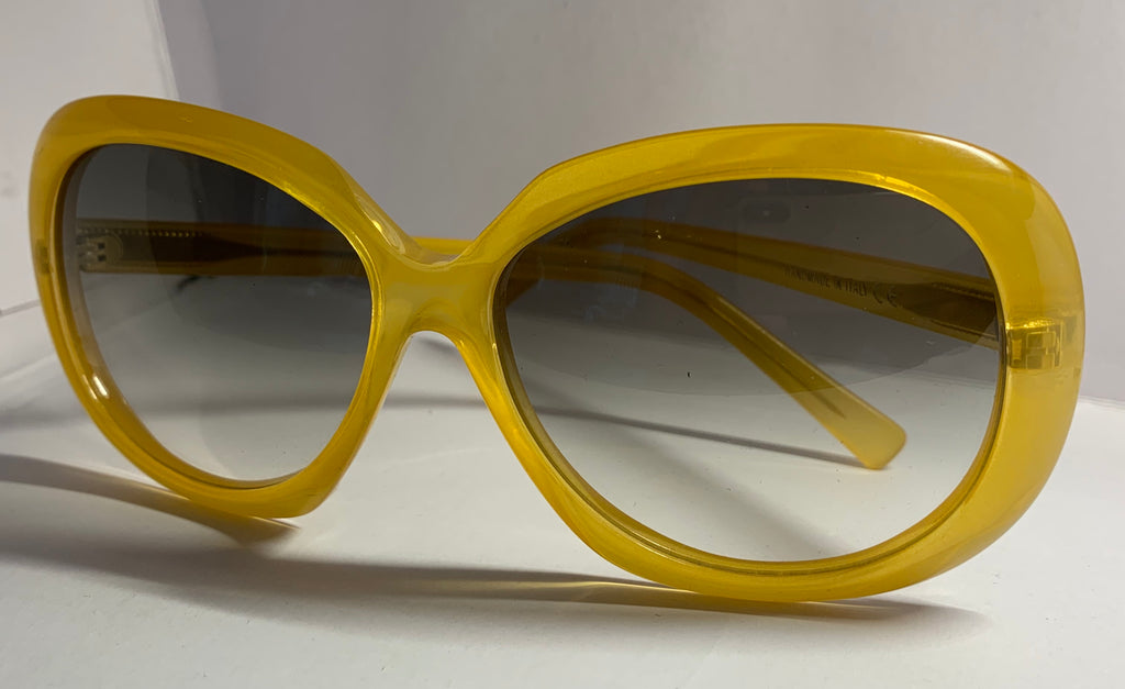 Lamù Sunglasses - Sixties Yellow
