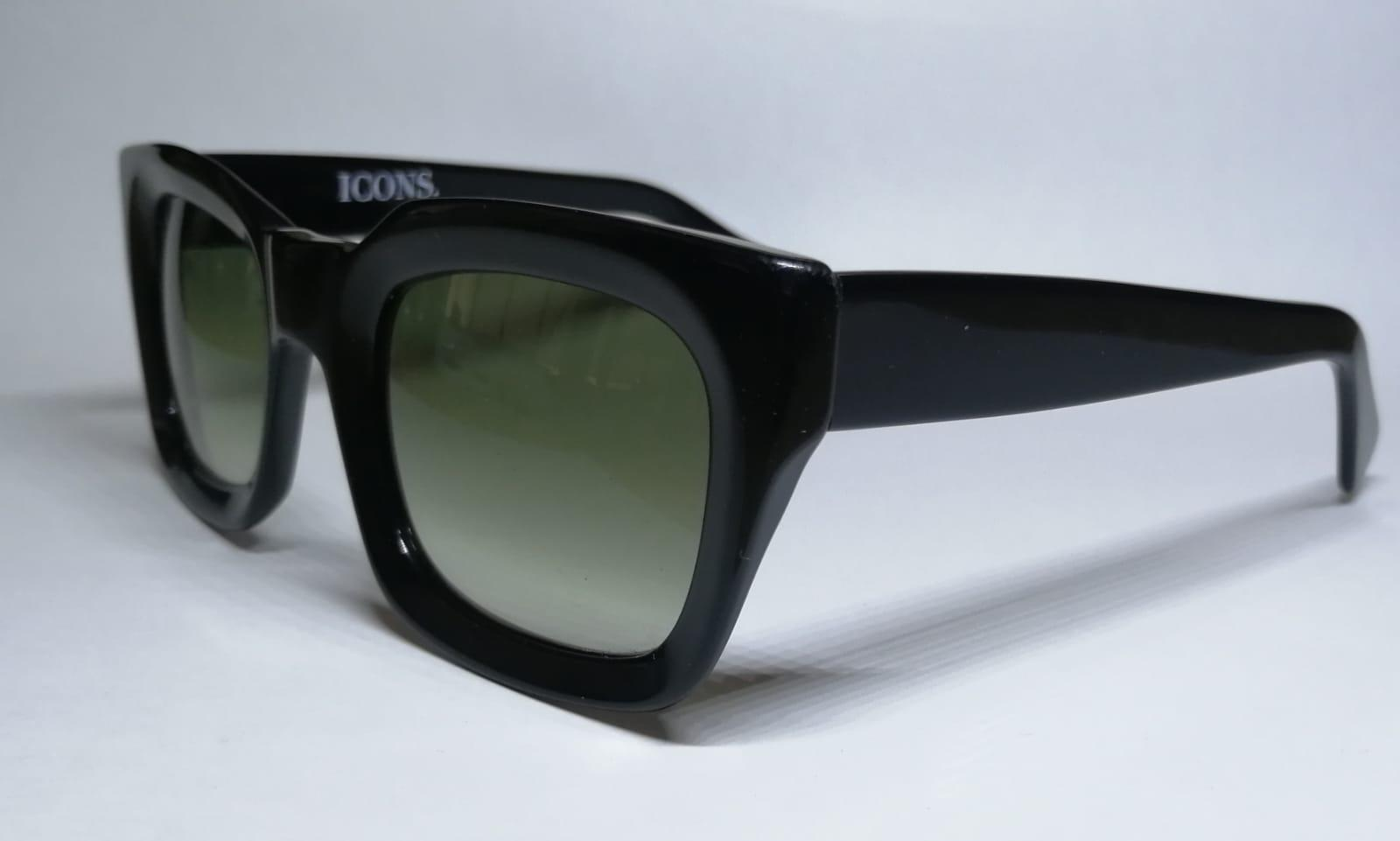 Lamù Sunglasses - Onassis Black