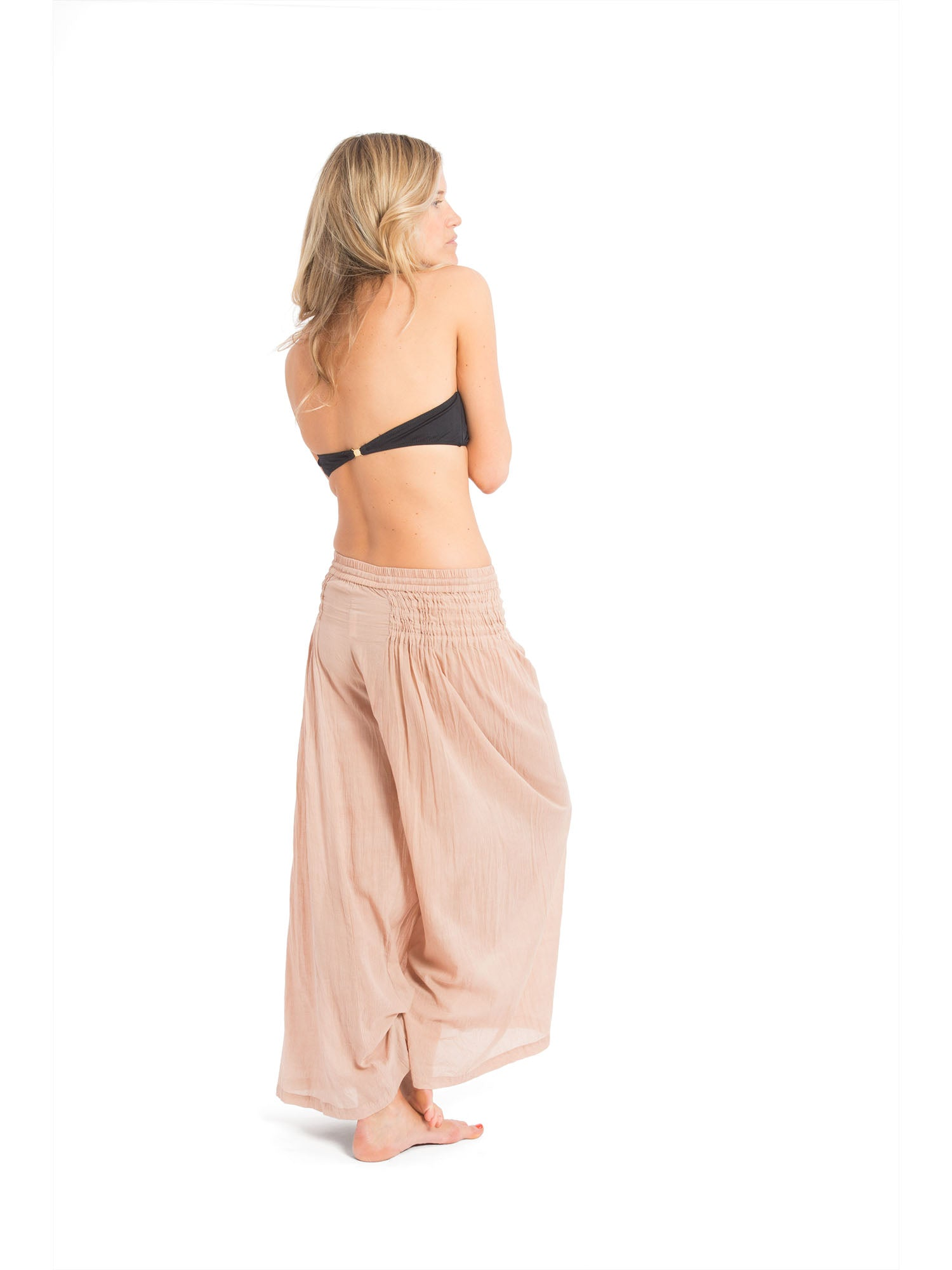 Soon the Sun - Panarea Palazzo Trousers