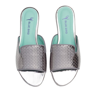 Blue Bird - Tresse Shower Flats