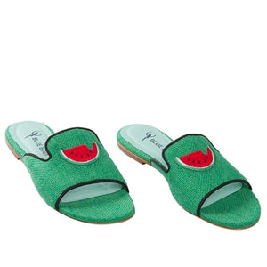 Blue Bird - Watermellon Shower Flats