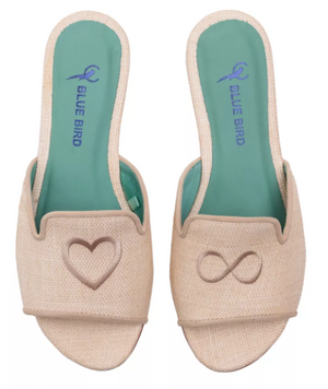 Blue Bird - Infinity Love Shower Flats