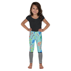 Florblanca Kid's Leggings