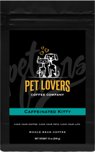Load image into Gallery viewer, Pet Lovers Coffee Caffeinated Kitty Dark Roast