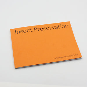 Insect Preservation Book & Kit