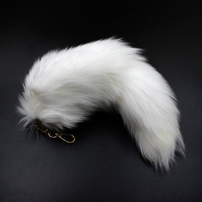 Tail | Fox | Medium | Snow White