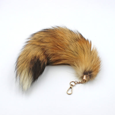 Tail | Fox | Large | Red