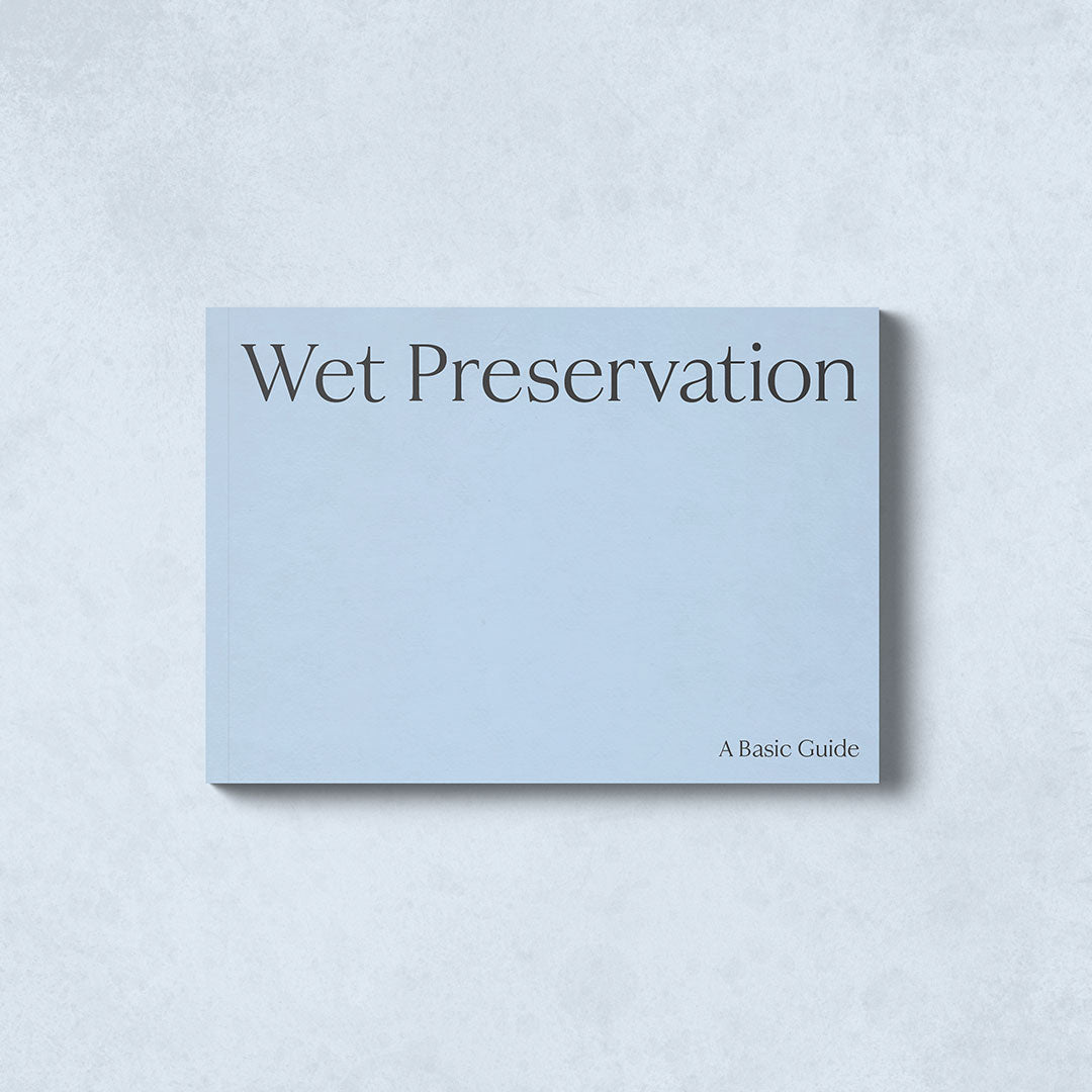 Wet Preservation Book