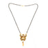 OyeTrend Golden Plated Mangalsutra With Dangling Pearl