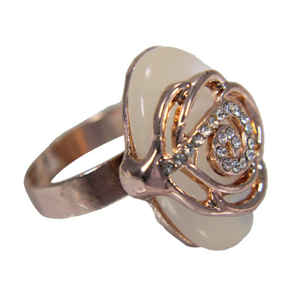 OyeTrend Floral Designed Ring For Girls