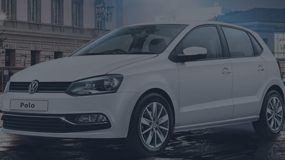 VW POLO<br>Only £175 a month