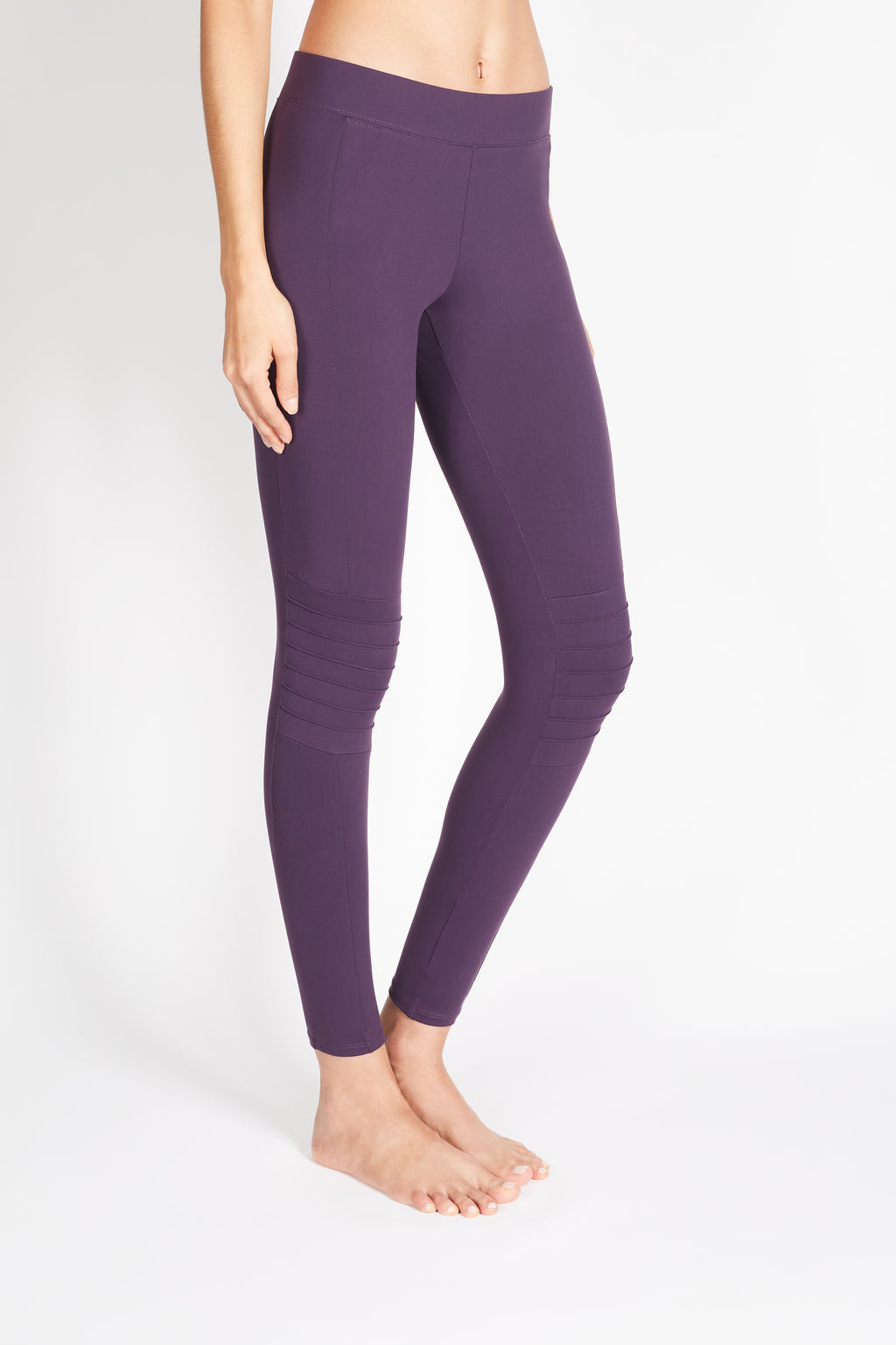 MOTO DETAILED LEGGING IN SUPPLEX