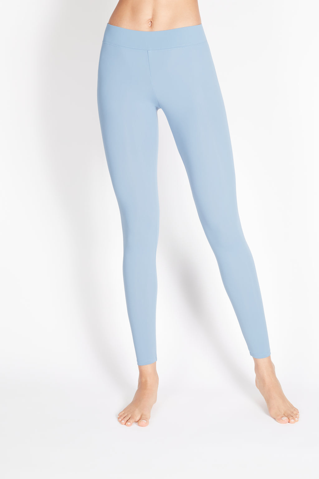 "PITA HIGH RISE BASIC LEGGING  ""DUSK"""