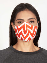 Load image into Gallery viewer, Chevron Woven Mask