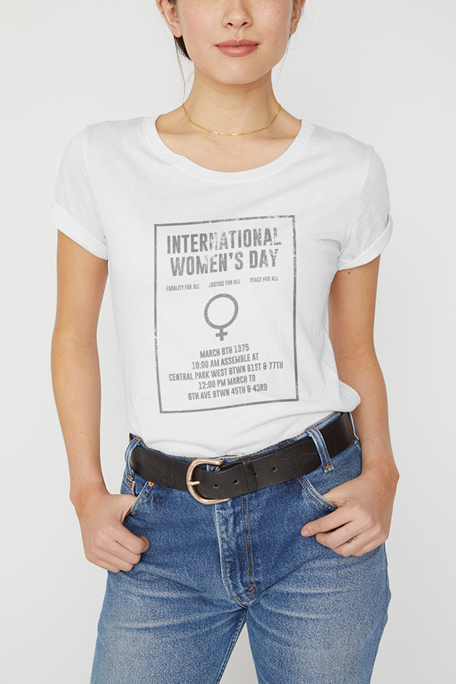 International Women's Day Short Sleeve Tee