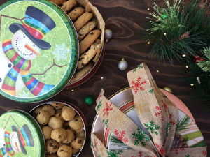 Cookie Tins (Free Shipping)