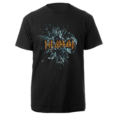 Self-Titled Album Tee-Def Leppard