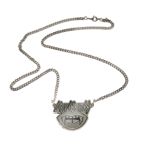 Love Bites Necklace-Def Leppard