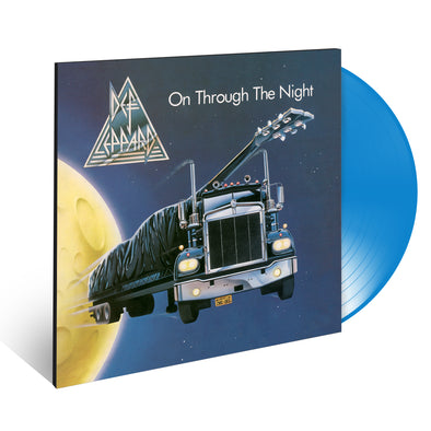 On Through The Night Limited Edition Vinyl