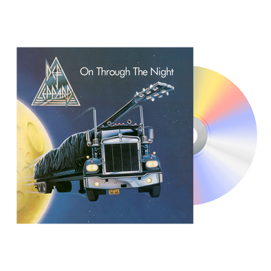 On Through The Night CD