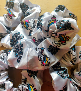 *LIMITED EDITION* SPRINKLES THE UNICORN HAIR TIES (SCRUNCHIES)
