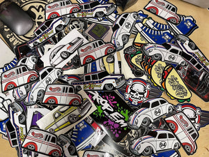 STICKER PACK BLOWOUT!