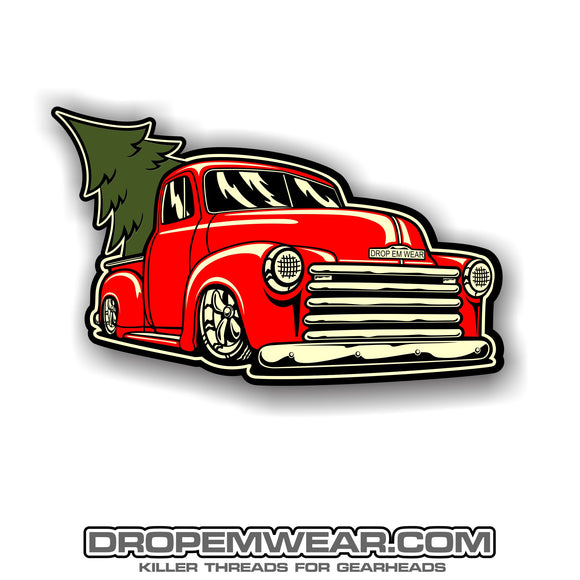 2019 CHRISTMAS DROP EM WEAR HAT PIN