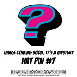 UNICORN HAT PIN (#7)