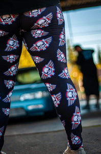 LADIES 25TH ANNIVERSARY LEGGINGS