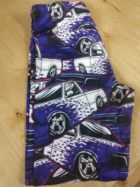 LADIES MAZDA LEGGINGS