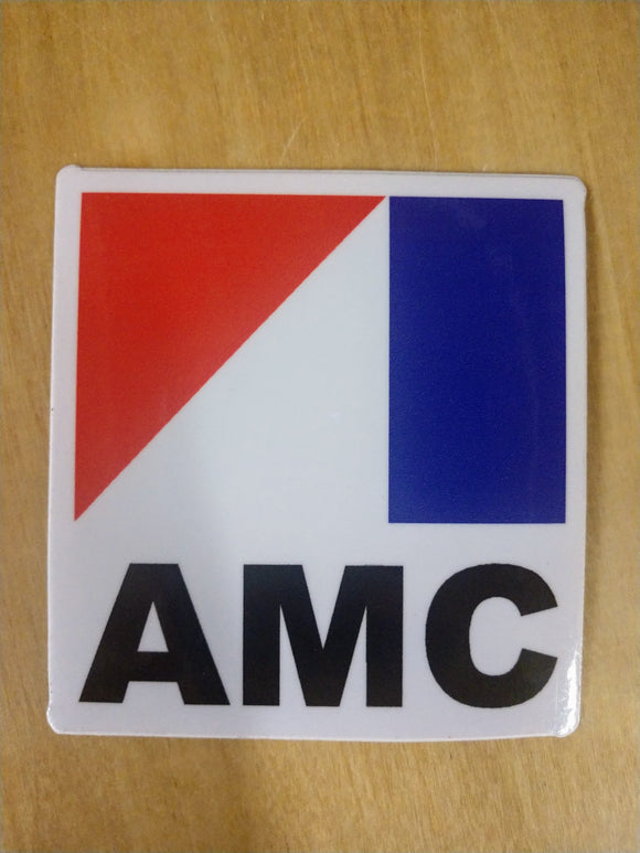 AMC STICKER