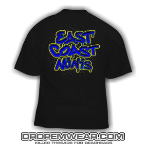EAST COAST MINIS GRAFFITI SHIRT