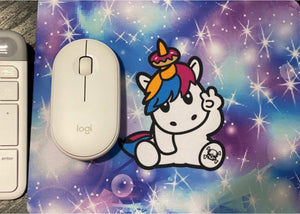 SPRINKLES THE UNICORN MOUSEPAD