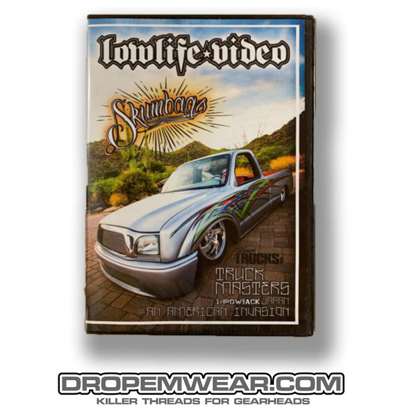 LOW LIFE VIDEO - SKUMBAGS DVD