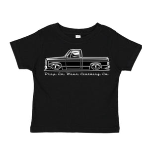 SQUARE BODY C10 T-SHIRT PINK OR BLACK