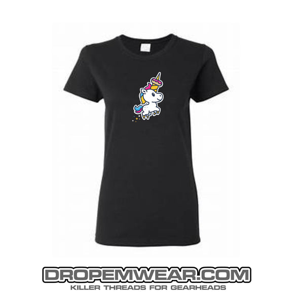 UNICORN SHIRT (LADIES CUT)
