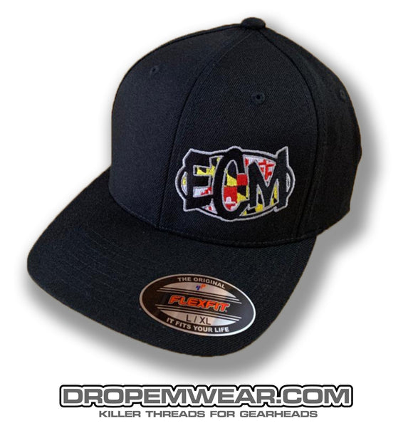 EAST COAST MINIS MARYLAND HAT LEFT PANEL CURVED BILL