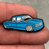 OBS DUALLY HAT PIN (#29)