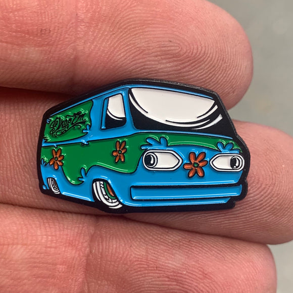 SCOOBY HAT PIN (#11)