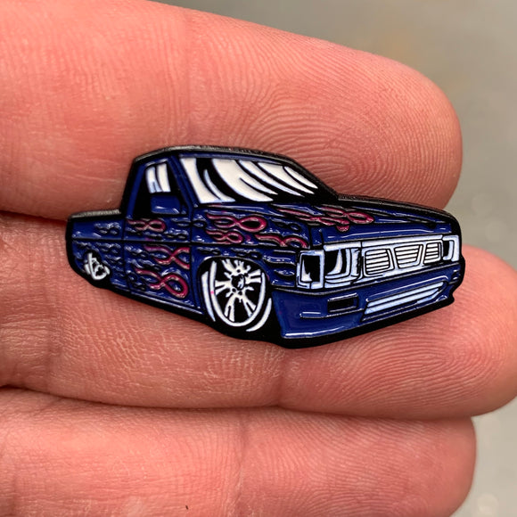 McAUGHTY NISSAN HAT PIN (#24)