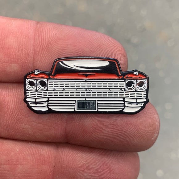 CADDY HAT PIN (#34)